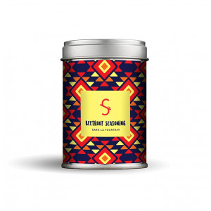 Spiced by Sara La Fountain - Beetroot Seasoning 140g