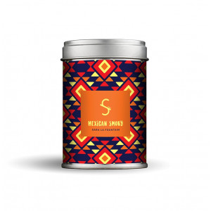 Spiced by Sara La Fountain - Mexican Smoky 120g
