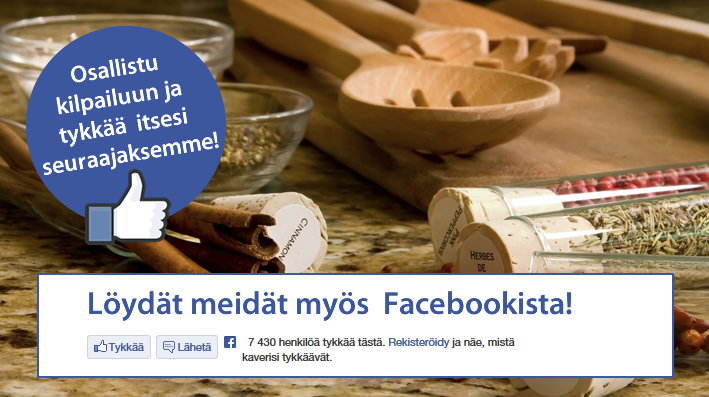 Prima-Mausteet on Facebookissa